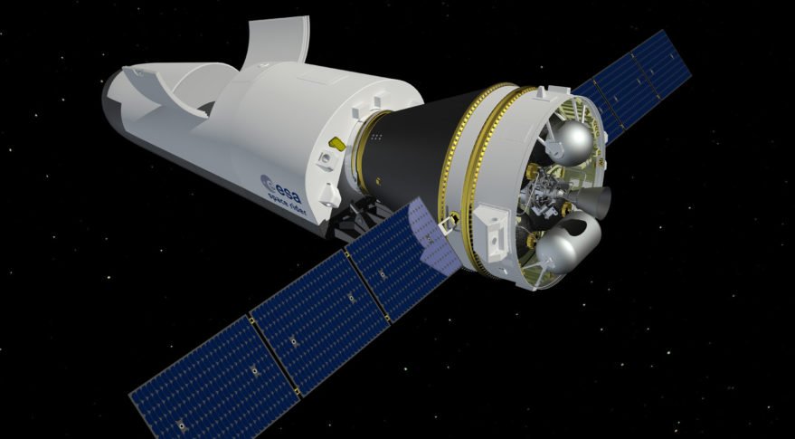 Announcement of Opportunity to Fly Payloads on ESA's Space Rider Reusable Space Transportation System